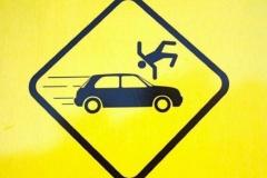 Женщине за рулём стало плохо. Есть пострадавшие.